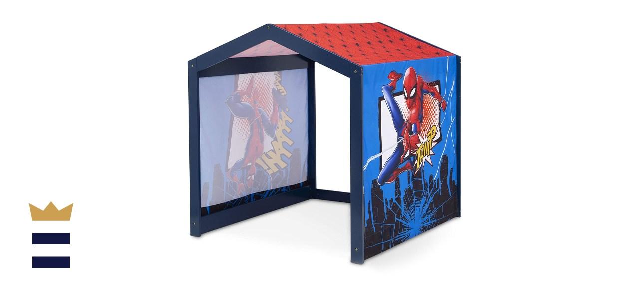 Delta Children Marvel Spider-Man Indoor Tent Playhouse