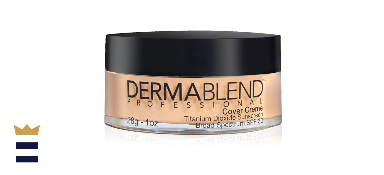 Dermablend Professional Cover Creme Full Coverage Cream Foundation with SPF 30