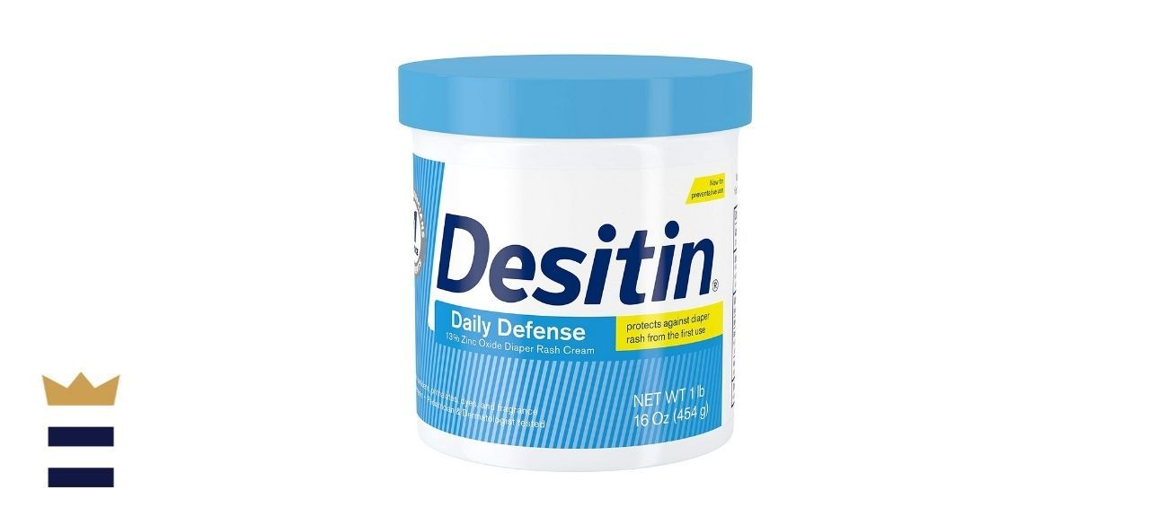 Desitin's Daily Defense Diaper Rash Cream