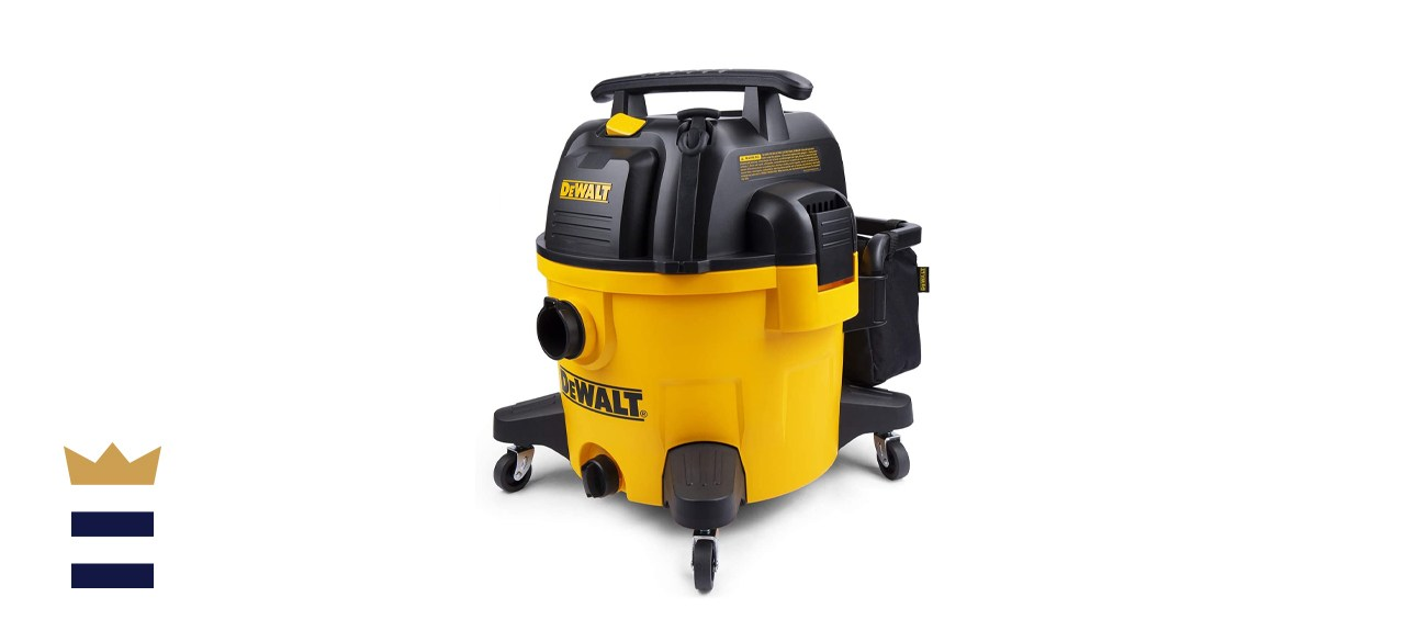 DeWalt 9-Gallon Wet/Dry Vacuum