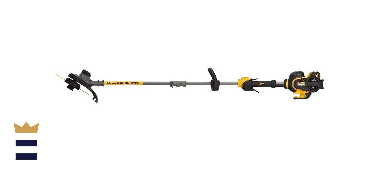 DeWalt Flexvolt 60-Volt MAX 15-Inch String Trimmer