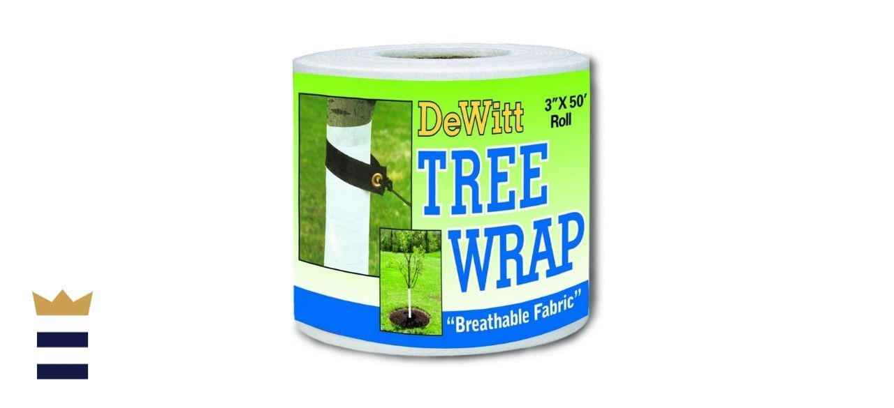 DeWitt White Tree Wrap