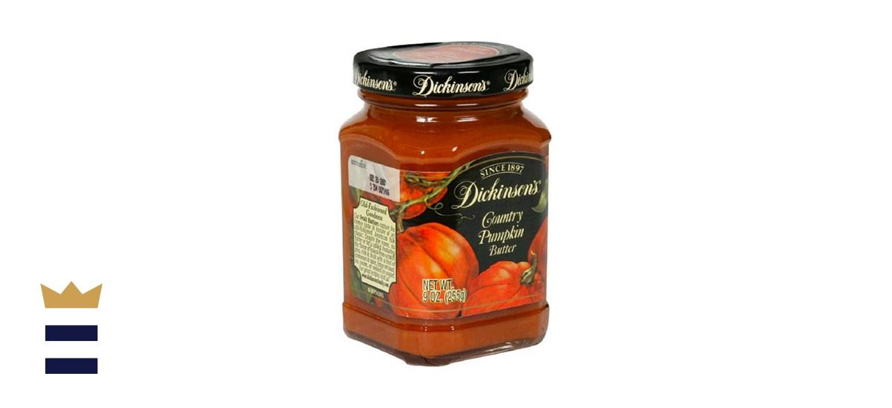 Dickinson's Country Pumpkin Butter