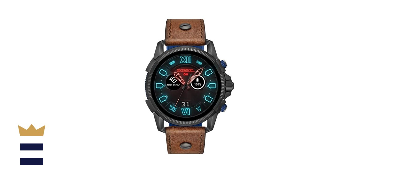 Diesel On Men's Full Guard 2.5 Smartwatch