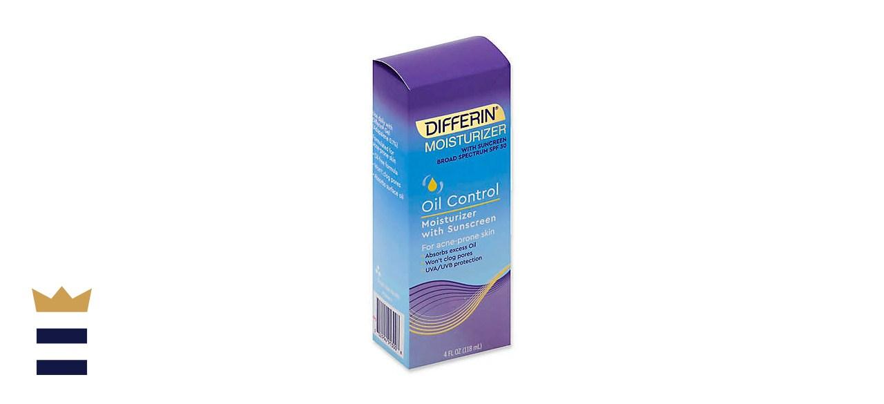 Differin 4 fl. oz. Oil Control Moisturizer with SPF 30
