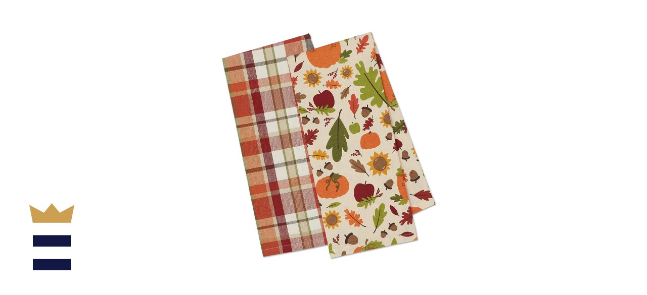 DII Fall Kitchen Towels