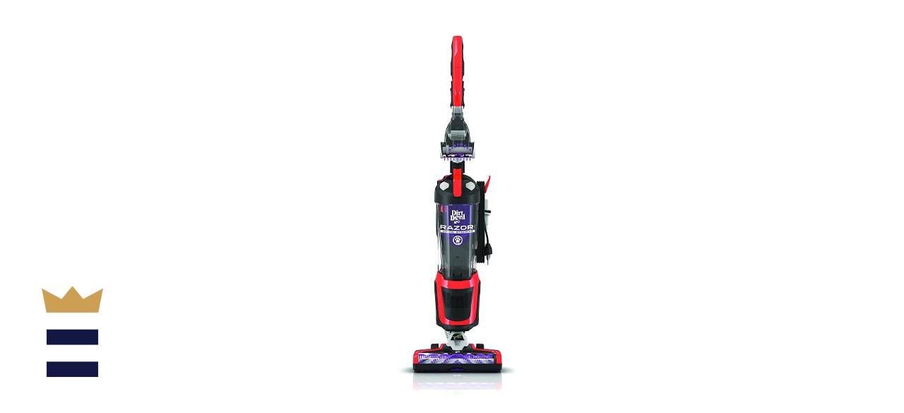 Dirt Devil Razor Pet Bagless Multi-Floor Upright Vacuum