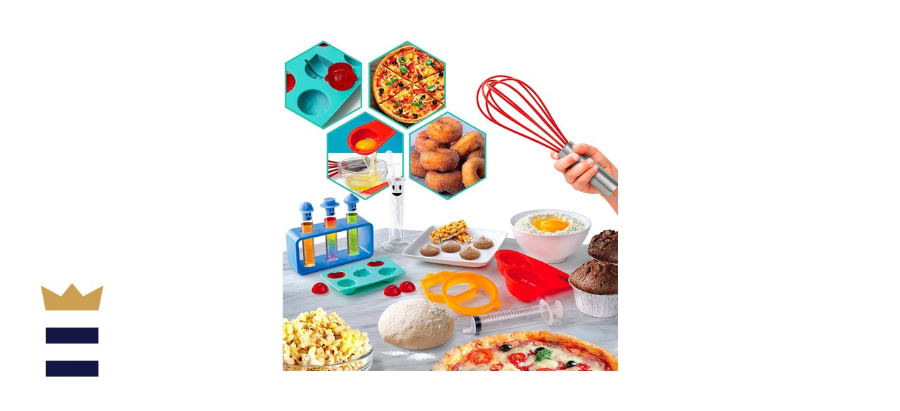 Discovery Kids #Mindblown Food Science Kit