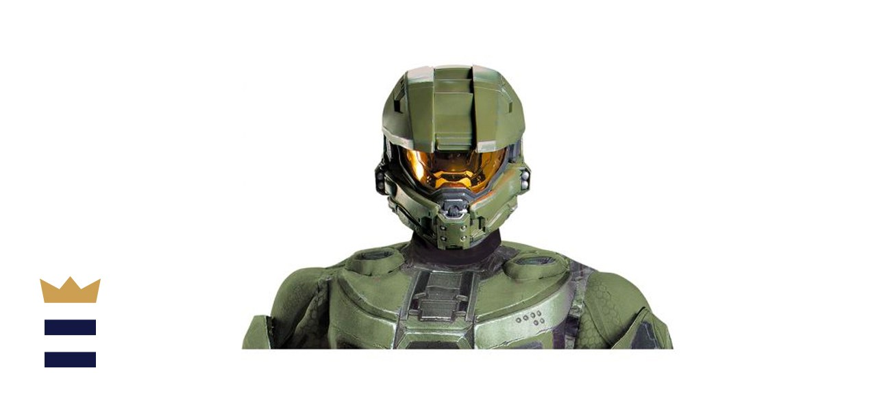 Disguise Master Chief Adult Full Helmet