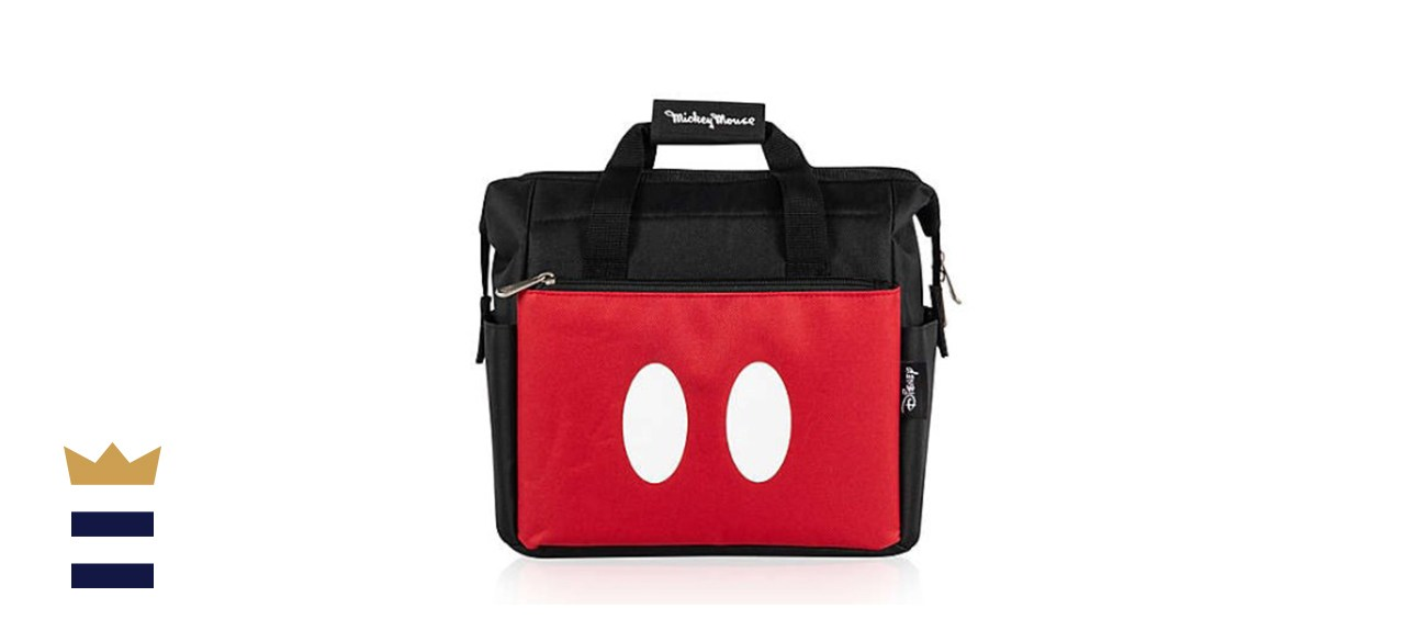 Disney Mickey Mouse Shorts On The Go Lunch Cooler