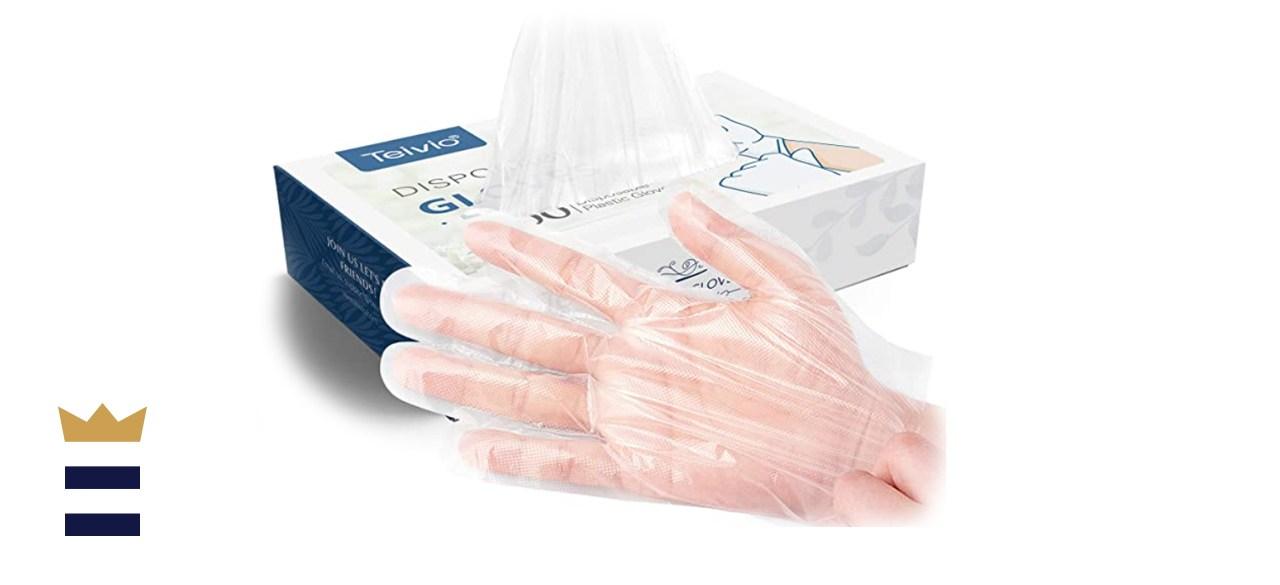 disposable kitchen gloves