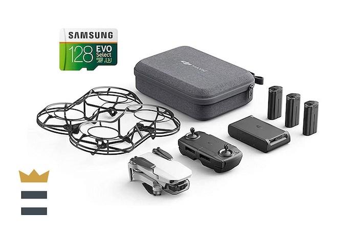 DJI Mavic Mini Combo Drone Quadcopter