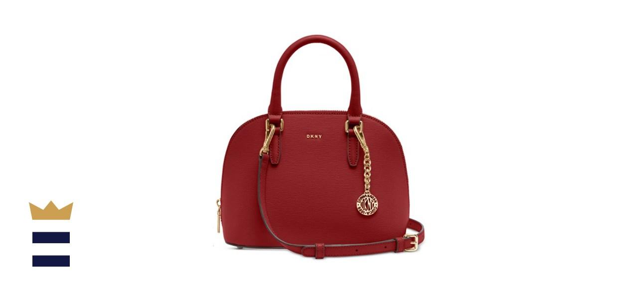 Image of a DKNY handbag