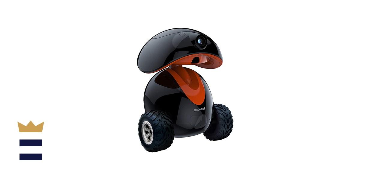 Dogness Smart iPet Black Robot
