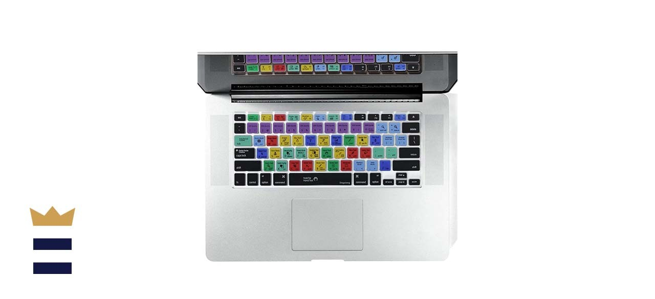 Dogxiong Adobe Photoshop Shortcuts Hot Keys Silicone Keyboard Cover