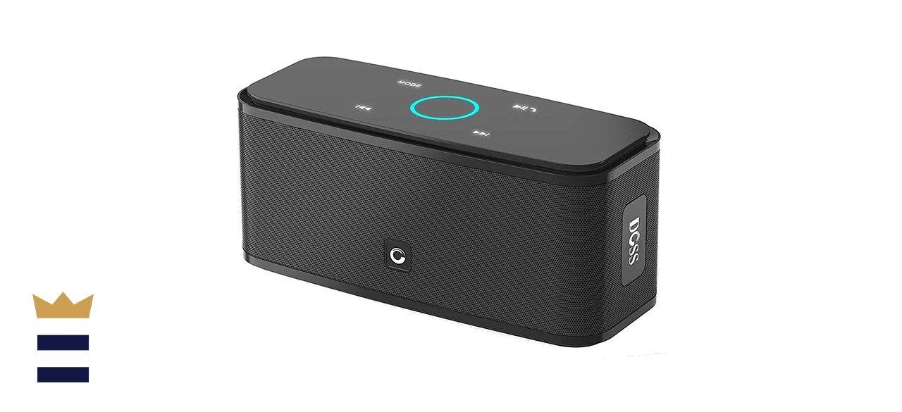 DOSS SoundBox Tough Wireless Bluetooth Speaker