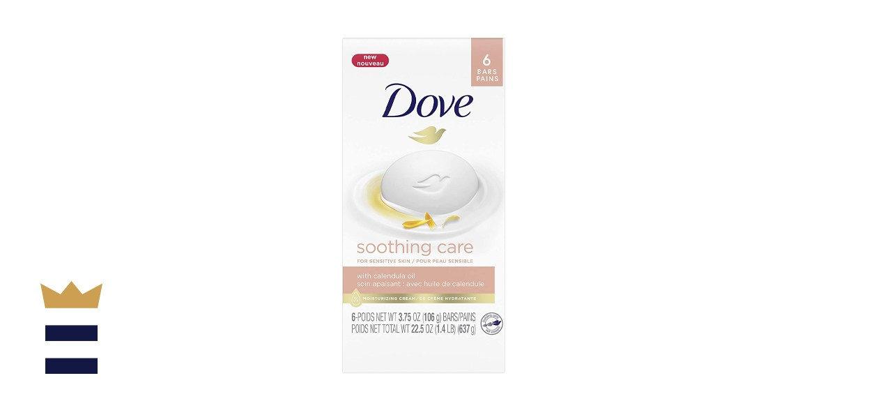 Dove Soothing Care Beauty Bar