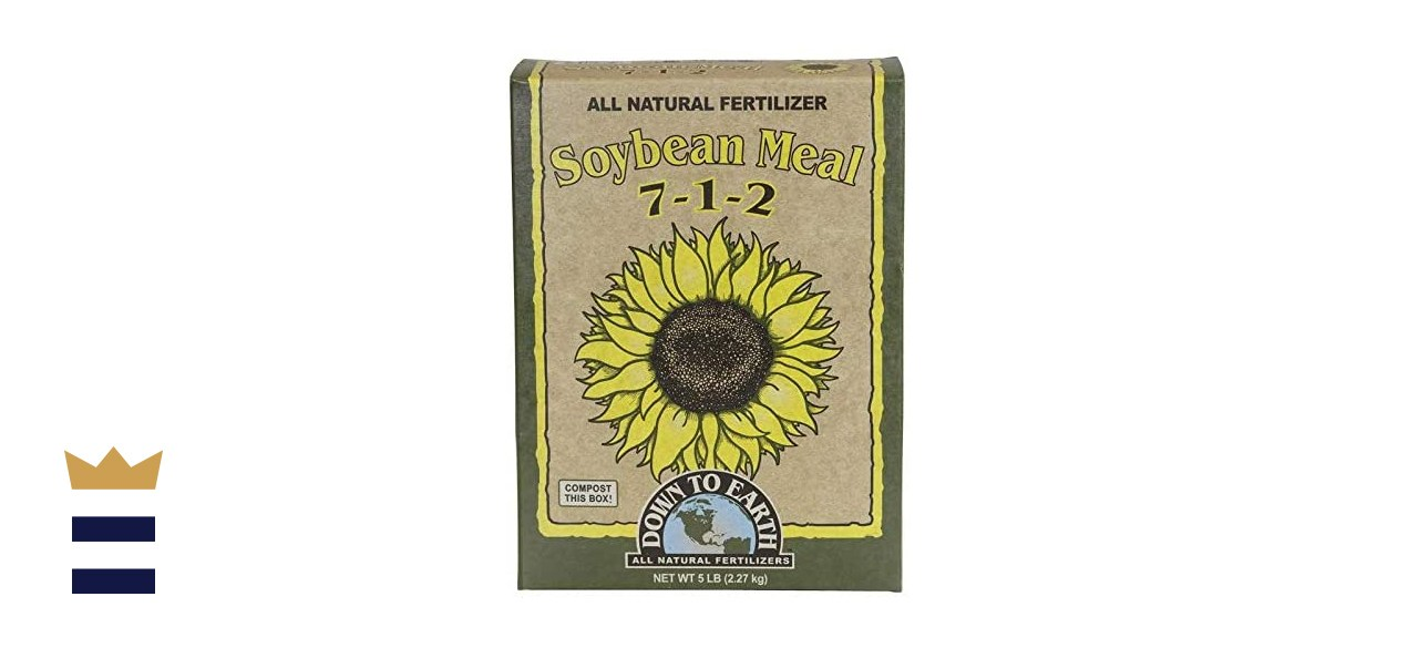 Down to Earth All Natural Soybean Meal Fertilizer