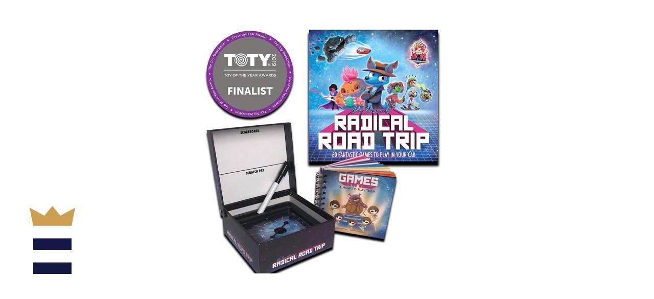 Dr. Biscuits' Radical Road Trip