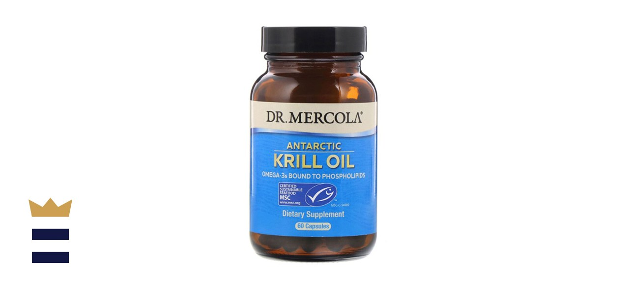 Dr. Mercola Antarctic Krill Oil