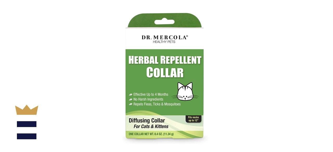 Dr. Mercola Flea & Tick Collar for Cats, 1 Collar