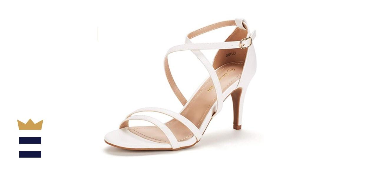 Dream Pairs Gigi Fashion Stiletto Sandal