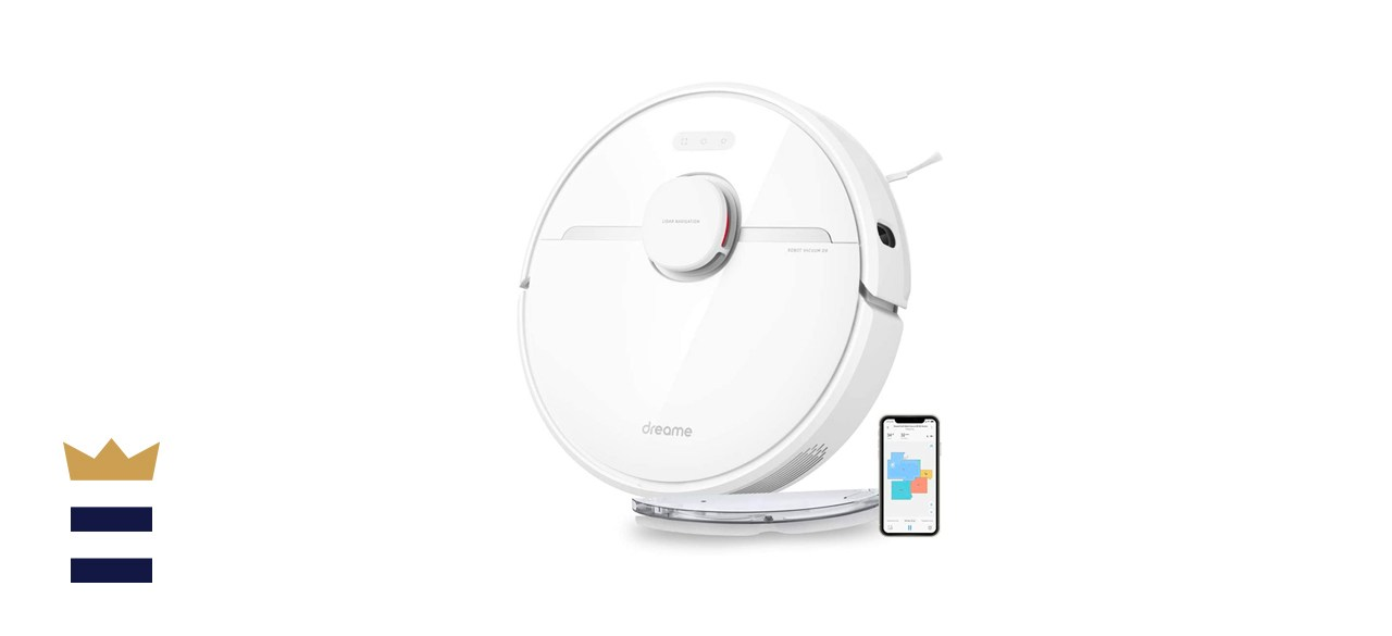 Dreametech D9 Robot Vacuum and Mop Cleaner
