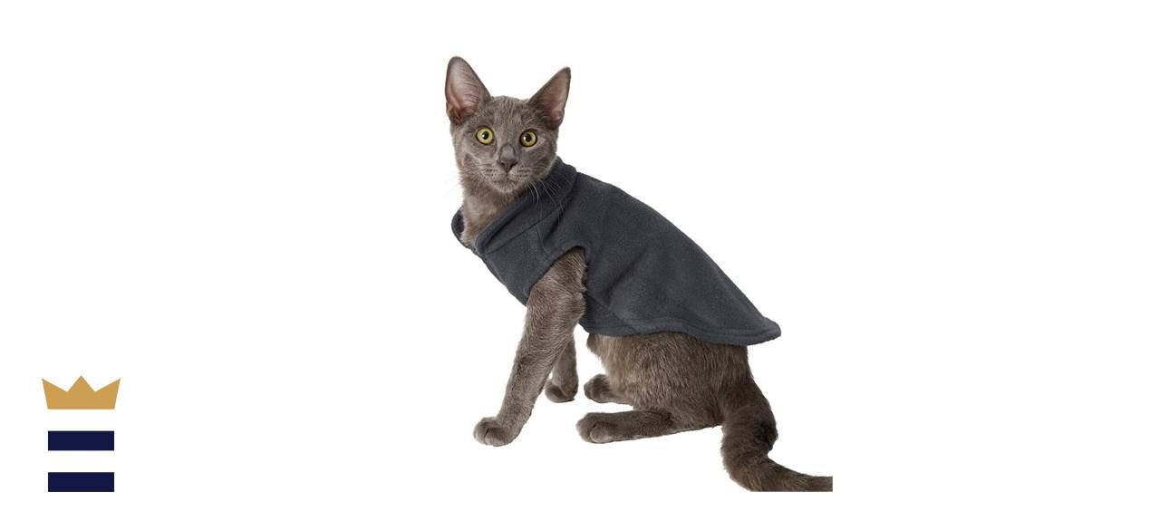 DroolingDog Cat Fleece Vest