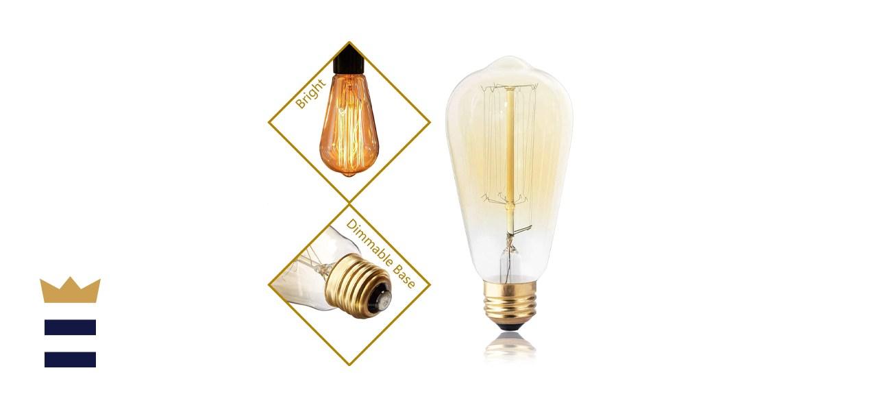 DSYJ Vintage Style Edison Light Bulb