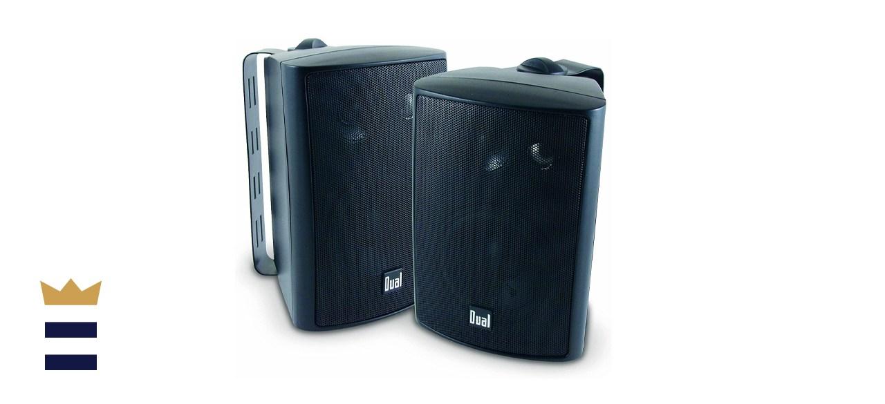 Dual Electronics 3-Way High-Performance Indoor Speakers