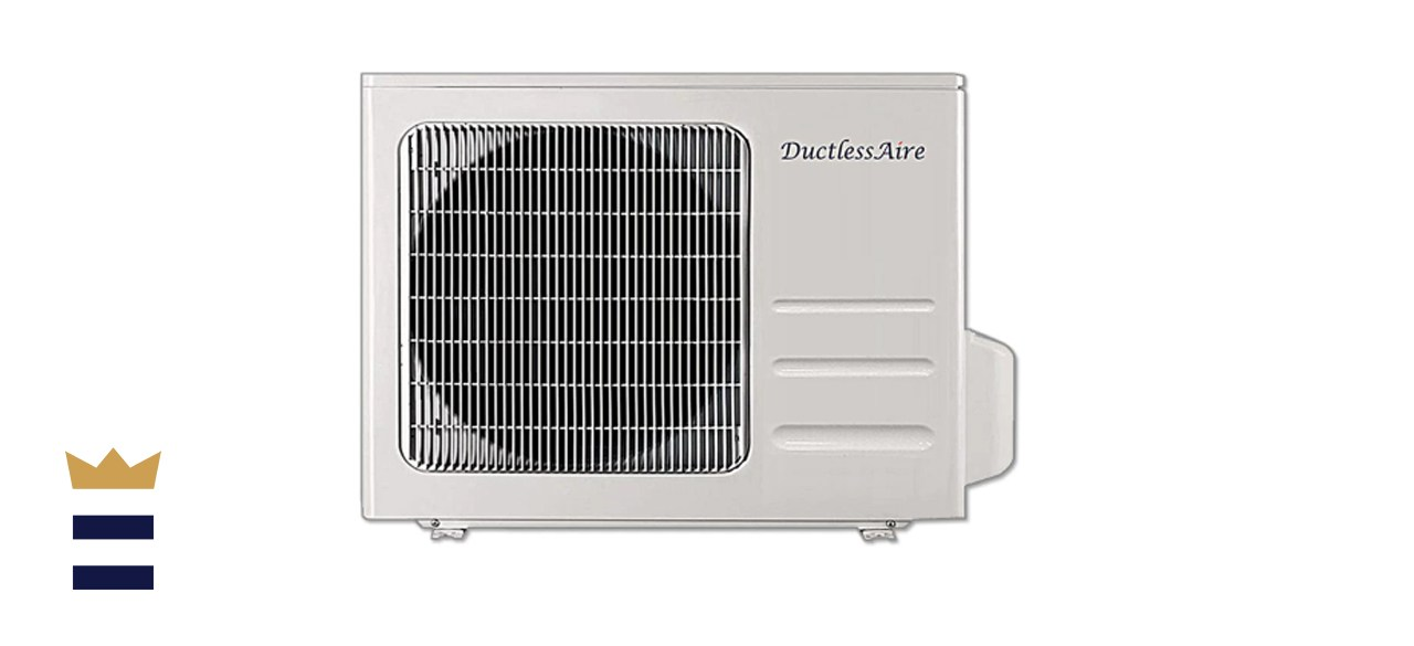 21 SEER 18,000 BTU 1.5 Ton Wi-Fi Ductless Mini Split Air Conditioner