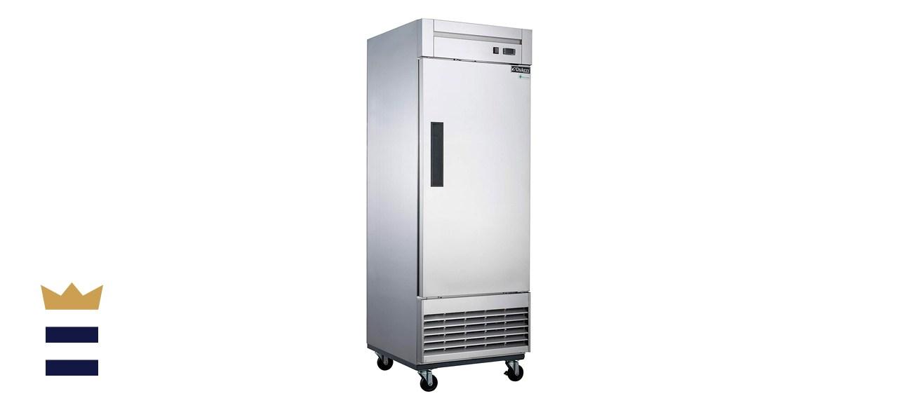 Dukers Appliance USA Single-Door Commercial Refrigerator