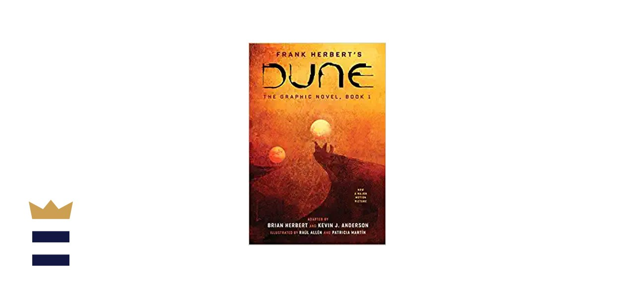 """""""Dune: The Graphic Novel: Book 1"""""""