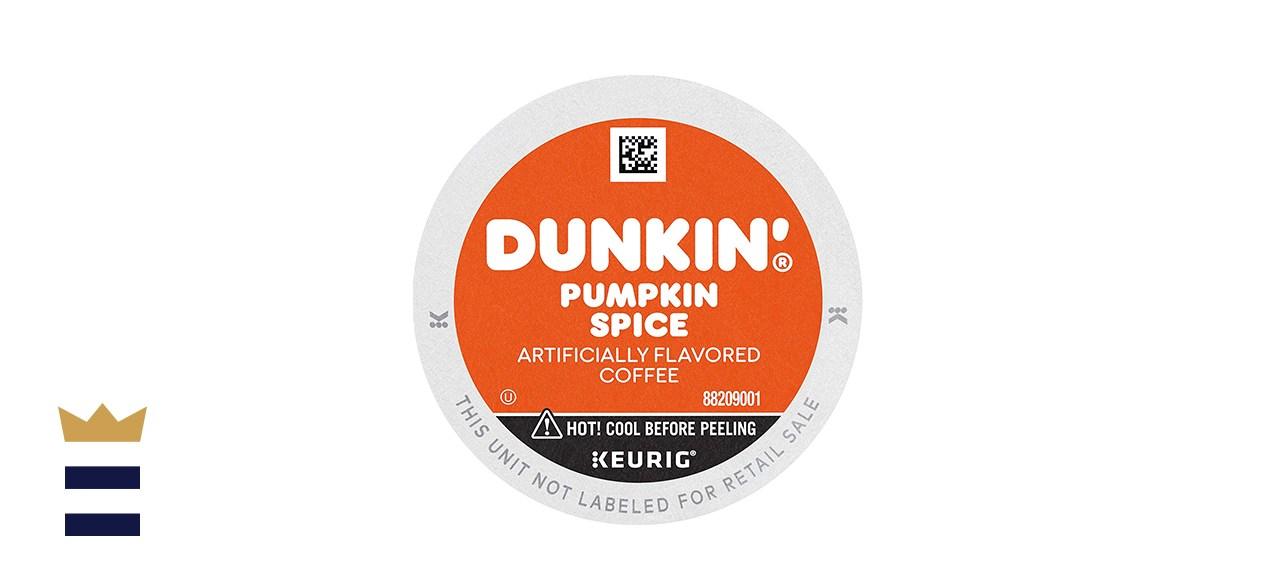 Dunkin' Pumpkin Spice Flavored Coffee - 60 Count