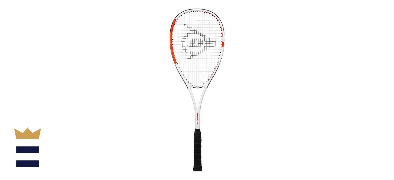 Dunlop's Blaze Tour 4.0 Squash Racquet