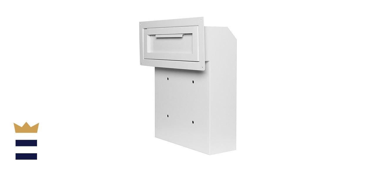 DuraBoxs Through-The-Door Locking Drop Box
