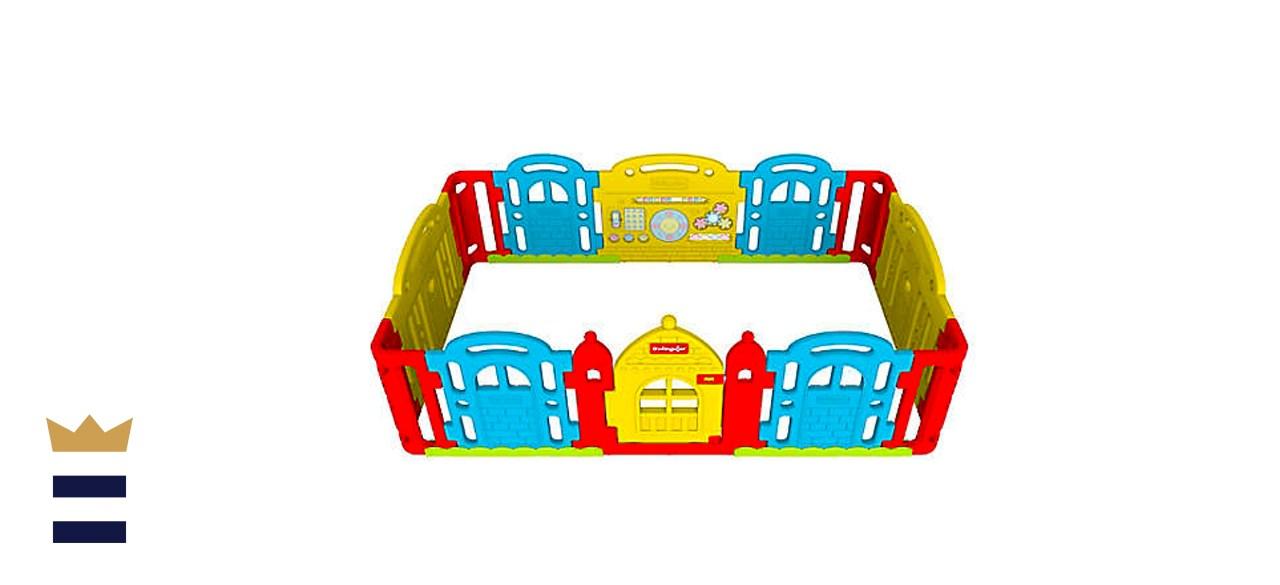 Dwinguler Kids Castle Playpen