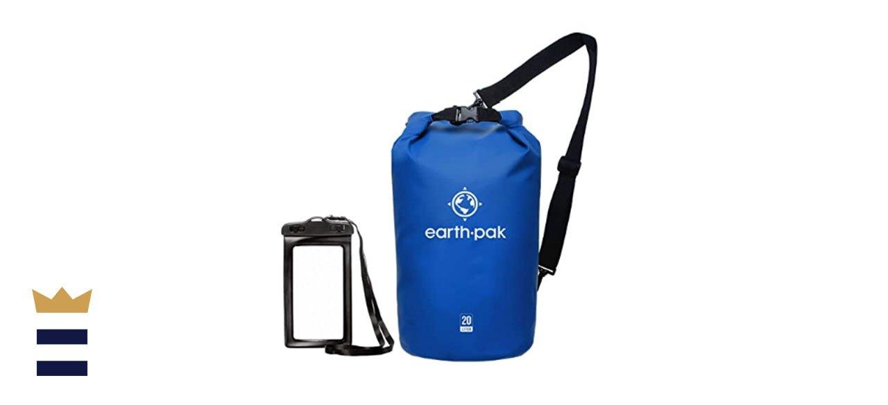 Earth Pak's Waterproof Dry Bag