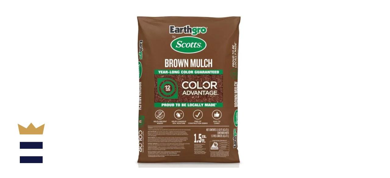 Earthgro Brown Mulch