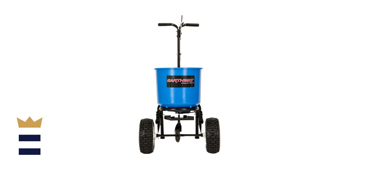 EARTHWAY Plus Commercial Capacity Seed and Fertilizer Spreader