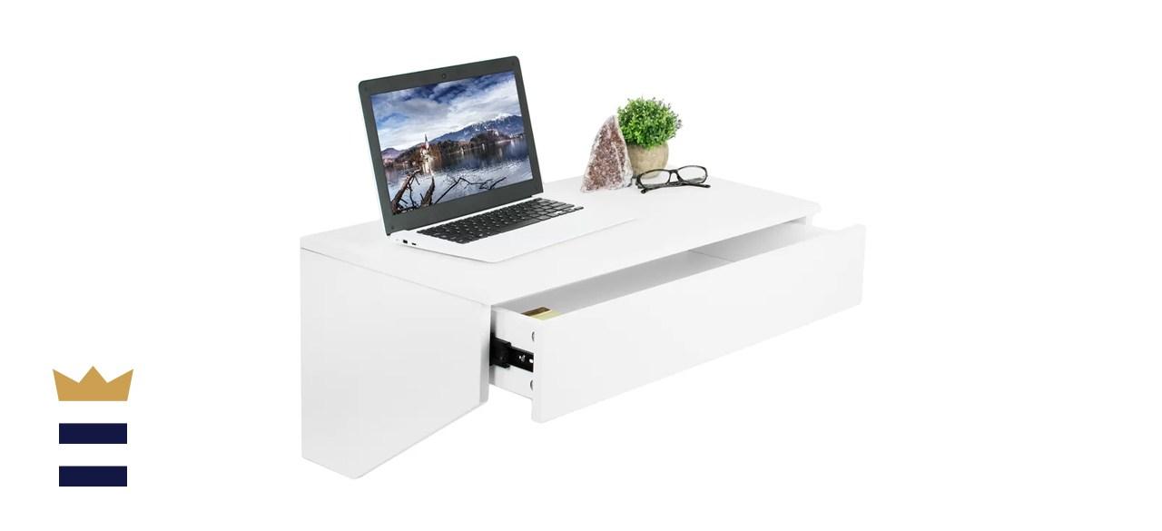 Ebern Designs Hondo Floating Desk