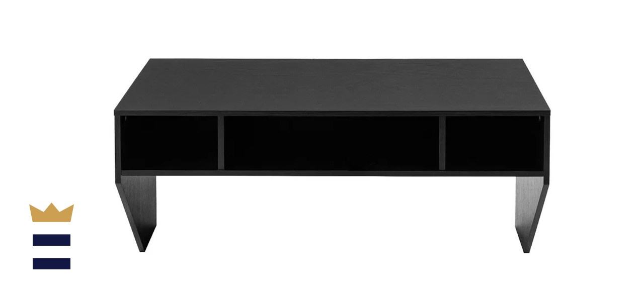 Ebern Designs Yves Wall Mounted Computer Desk