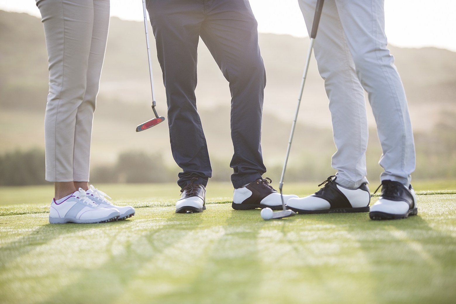 Ecco golf shoes3