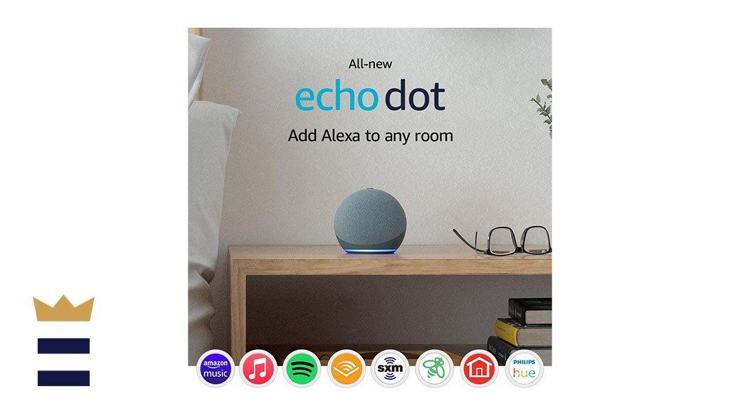 Echo Dot devices