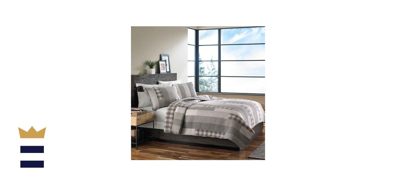 Eddie Bauer Home Fairview Collection Lightweight Quilt