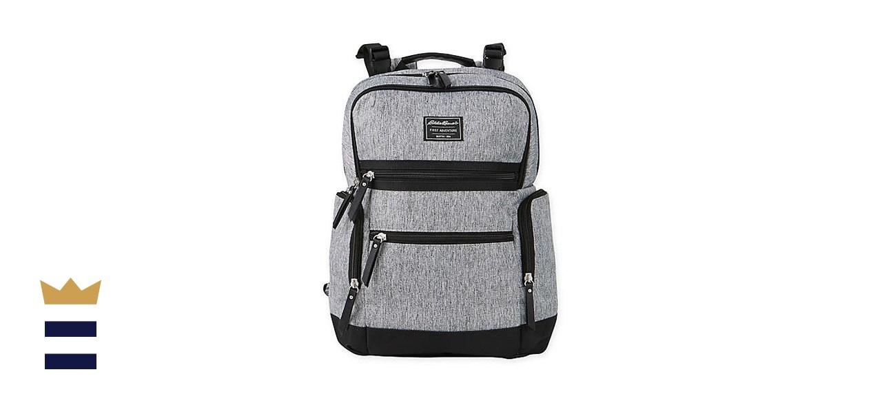 Eddie Bauer Sport Traveler Diaper Backpack