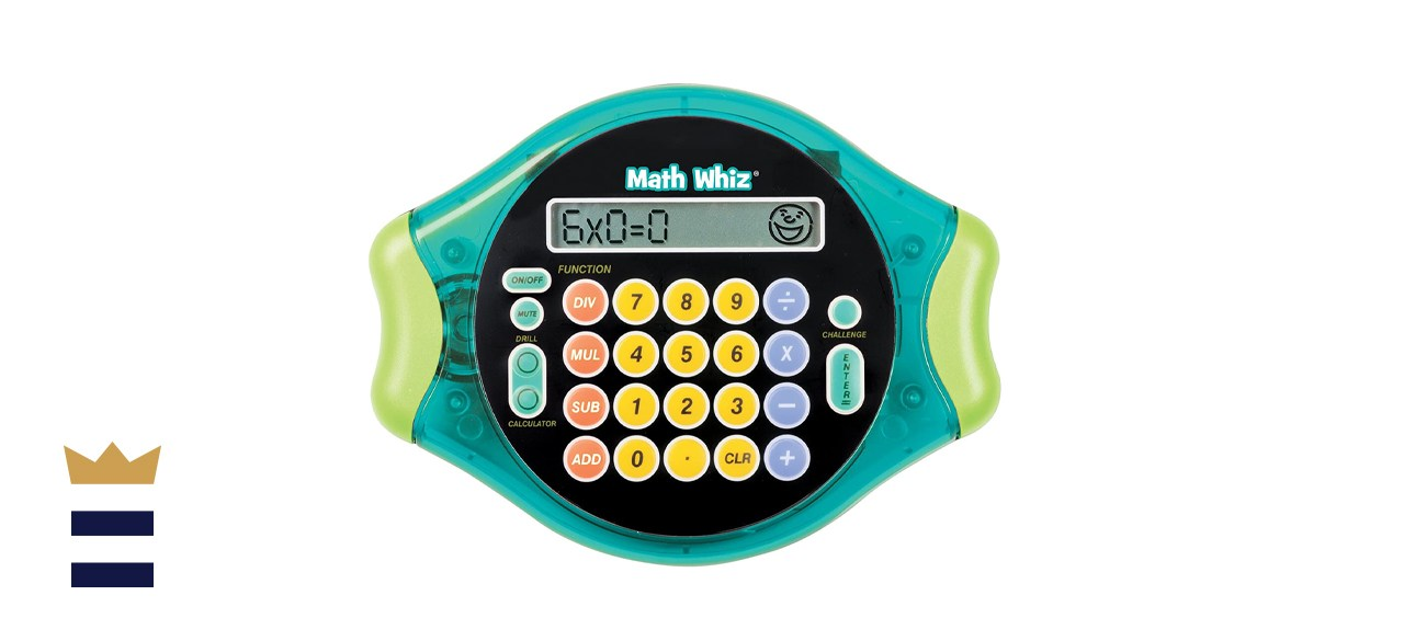 Educational Insights Math Whiz Electronic Math Game