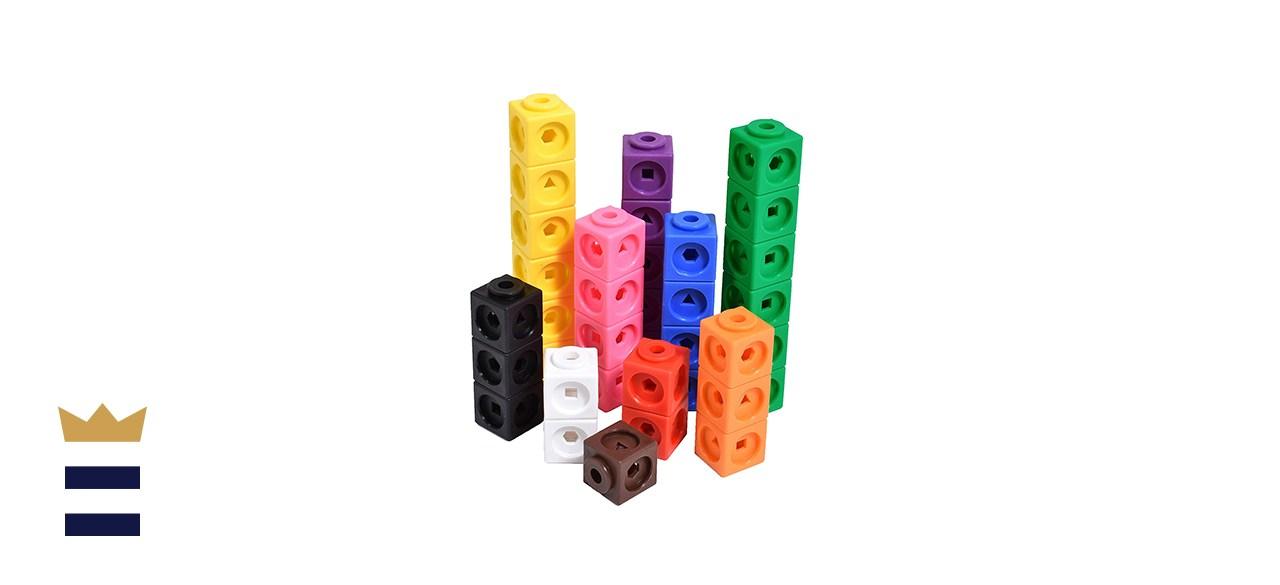 Edx Education's Math Link Cubes