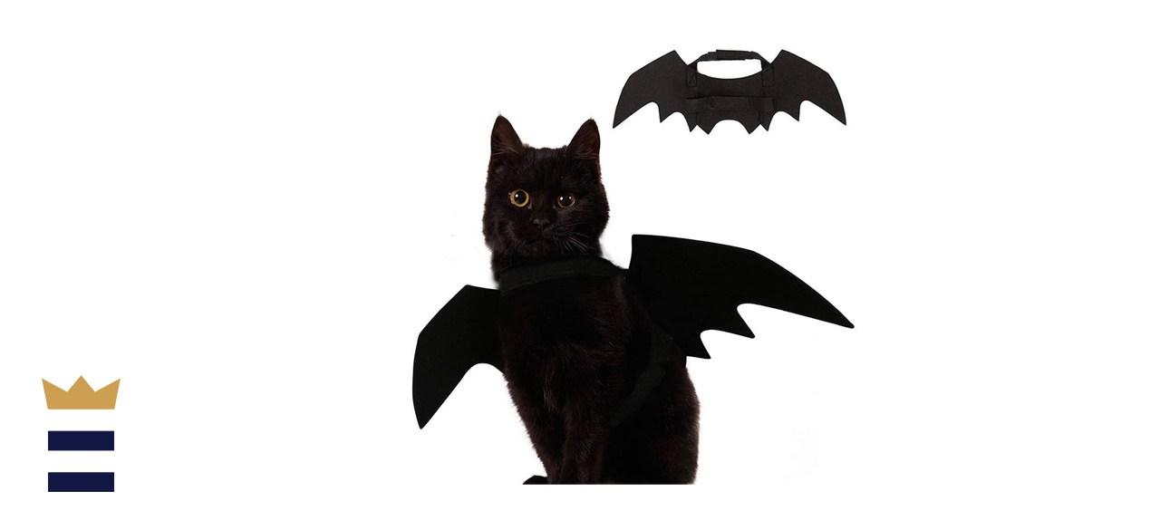 Ehdching Cat Bat Wings