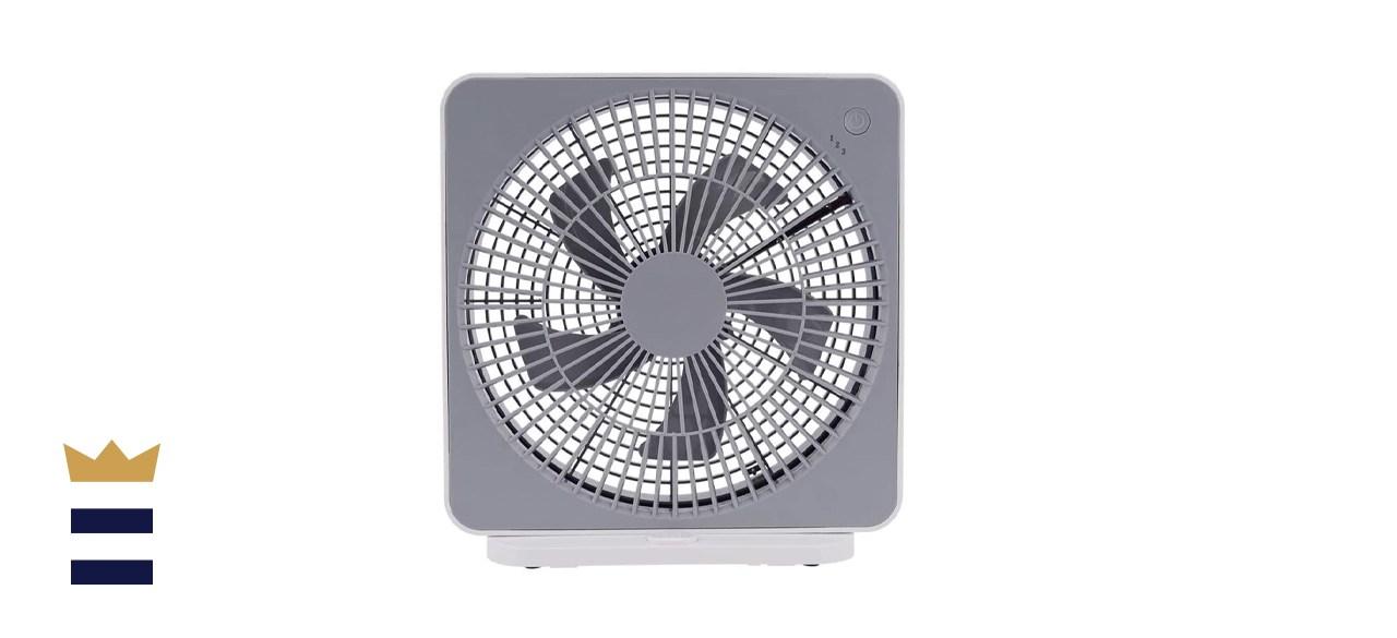 Elanket Box Fan